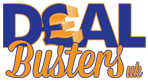 Deal Busters logo