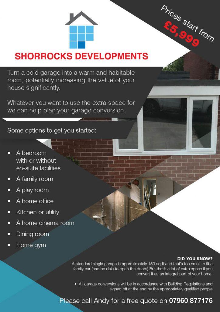 Shorrocks - Leaflet