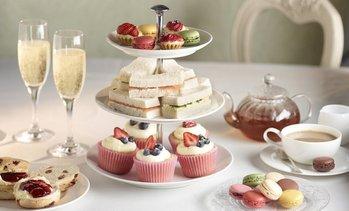 Groupon - Whitehall Hotel (Afternoon Tea)